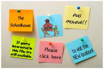 The Schoolhouse Moved - Files
